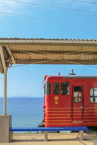 観光列車 伊予灘ものがたり