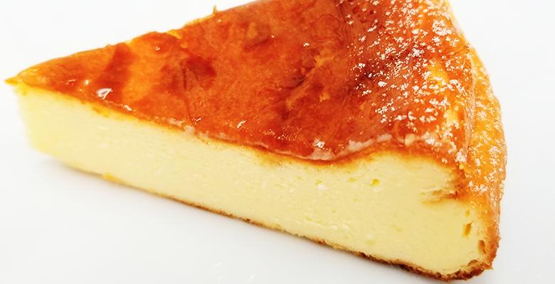 Petit Parisのチーズケーキ